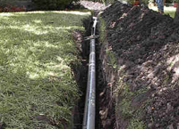 Main Sewer Lines