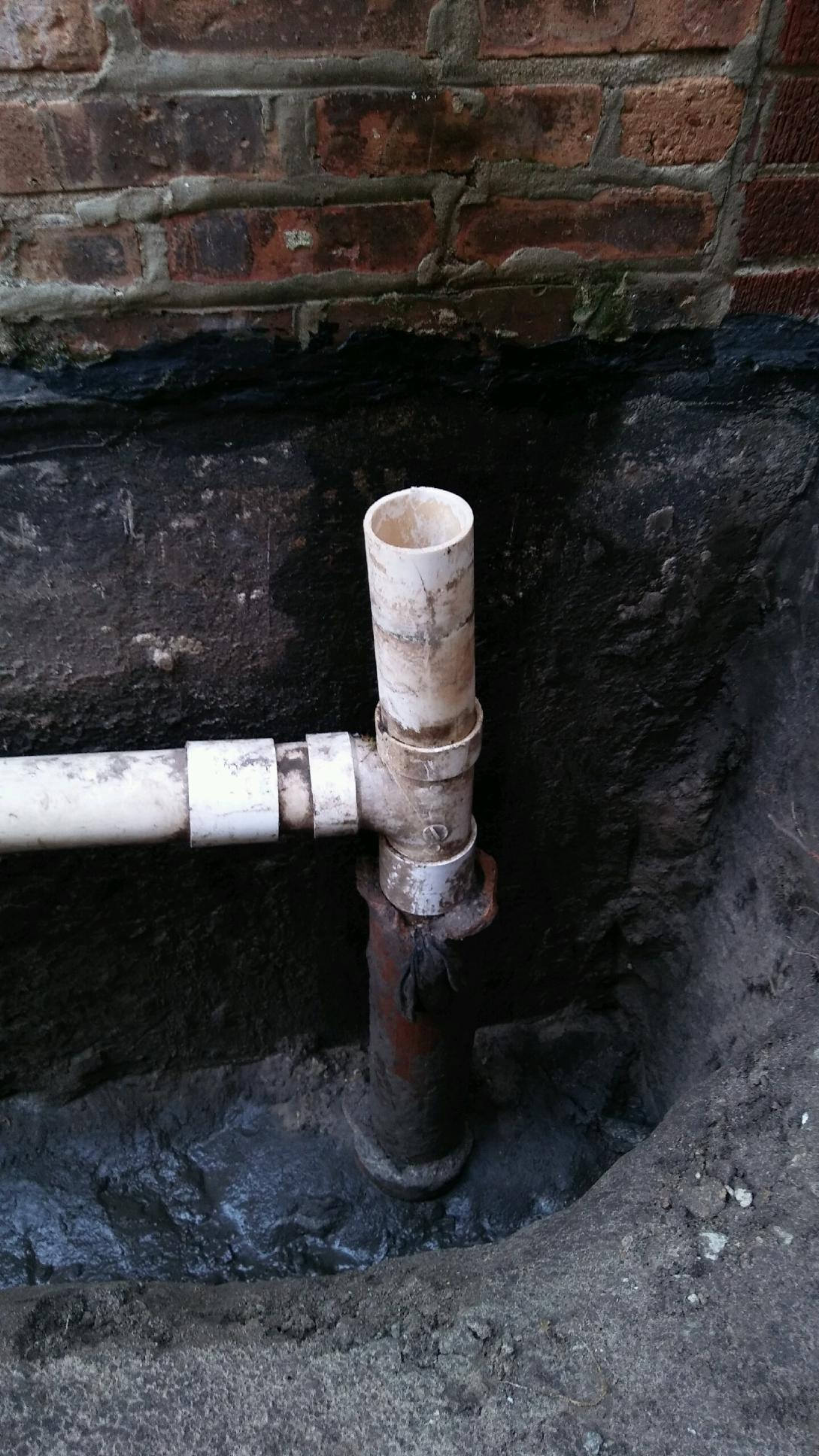 gutter drain issues chicago