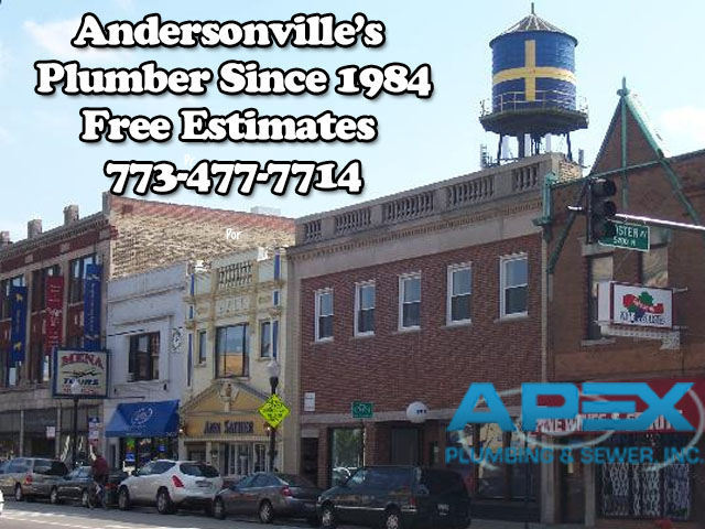 Plumber Andersonville