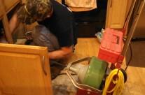 Kitchen Sink Clog 2