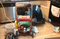 Kitchen Sink Clog