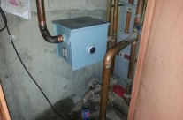 Fixed Grease Trap
