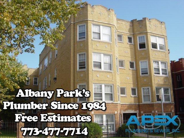 Plumber Albany Park