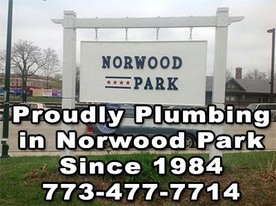 Plumber Norwood Park
