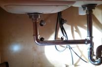Kitchen Sink Plumbing 1