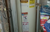 Old Water Heater