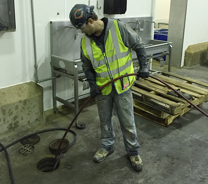 Sewer Hydro Jetting Chicago