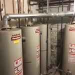 New Water Heater Installation