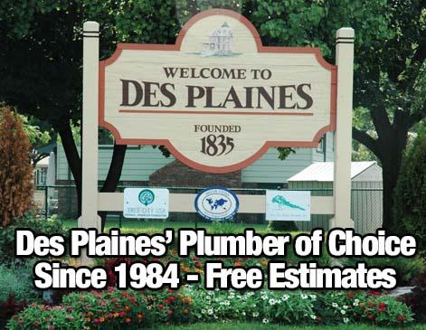 Plumber Des Plaines IL