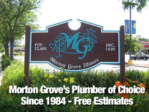 Plumber Morton Grove IL
