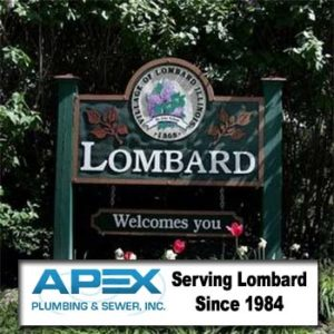 Plumber Lombard IL