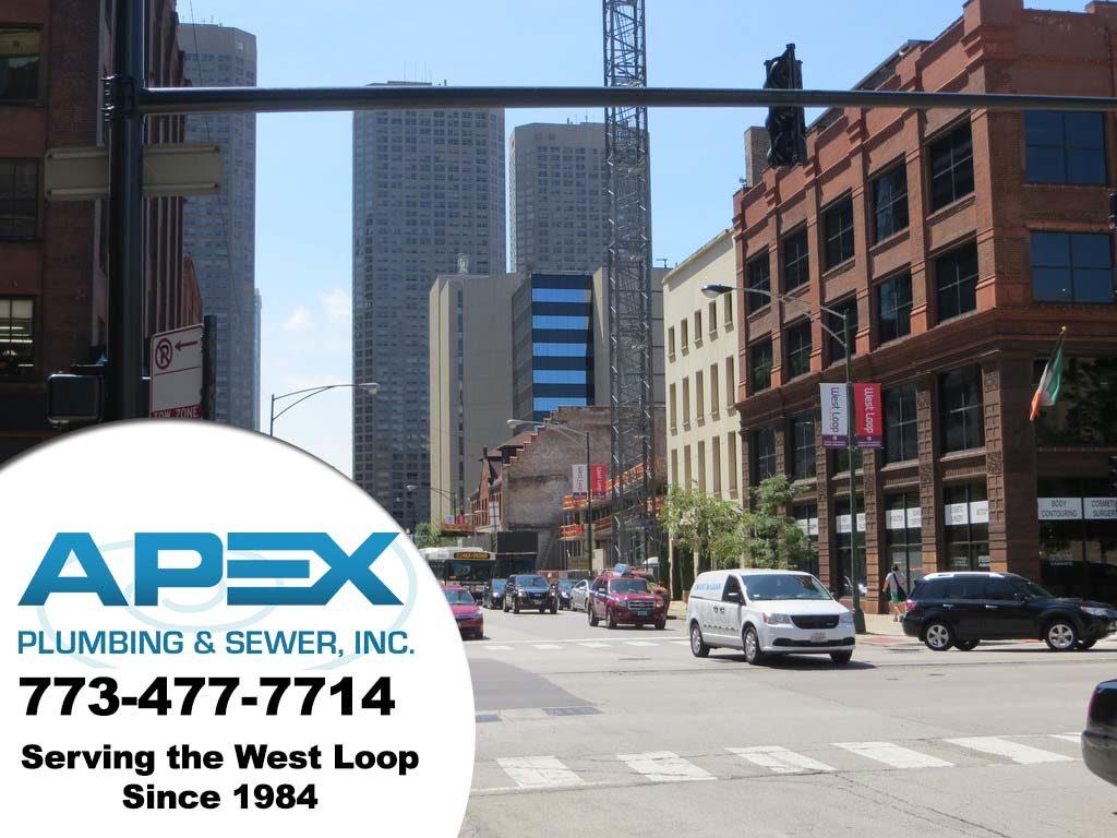 Plumber West Loop Chicago