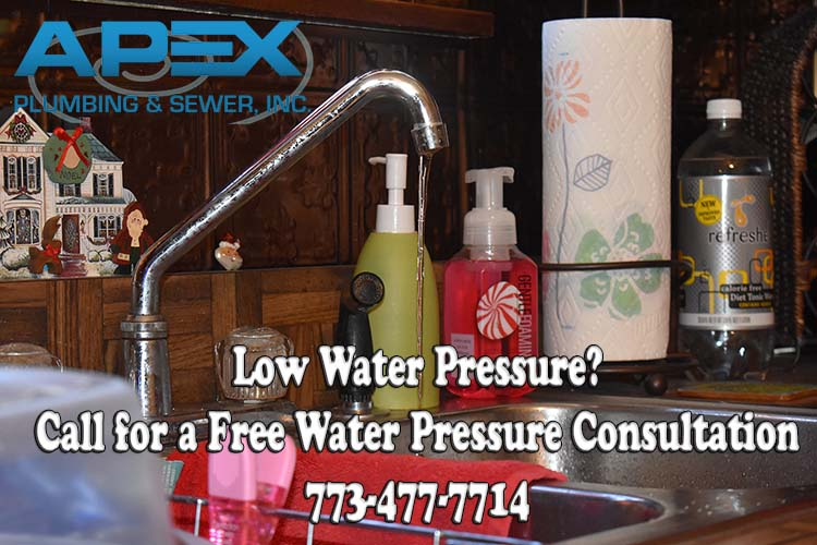 Low Water Pressure Chicago