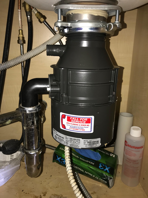 Chicago Garbage Disposals Garbage Disposal Repairs