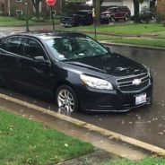 Street Flooding in Chicago