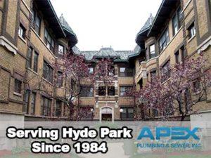 Plumber Hyde Park Chicago