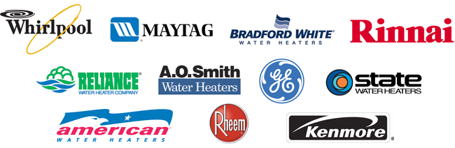 All Makes & Models of Water Heaters